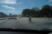 Pohled na dění kolem ze sedla motocyklu – 1